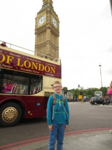 Tim Bus Big Ben